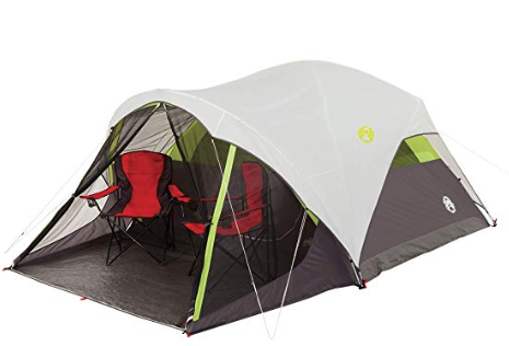 Coleman Steel Creek Fast Pitch Dome Tent for 6 Exterior